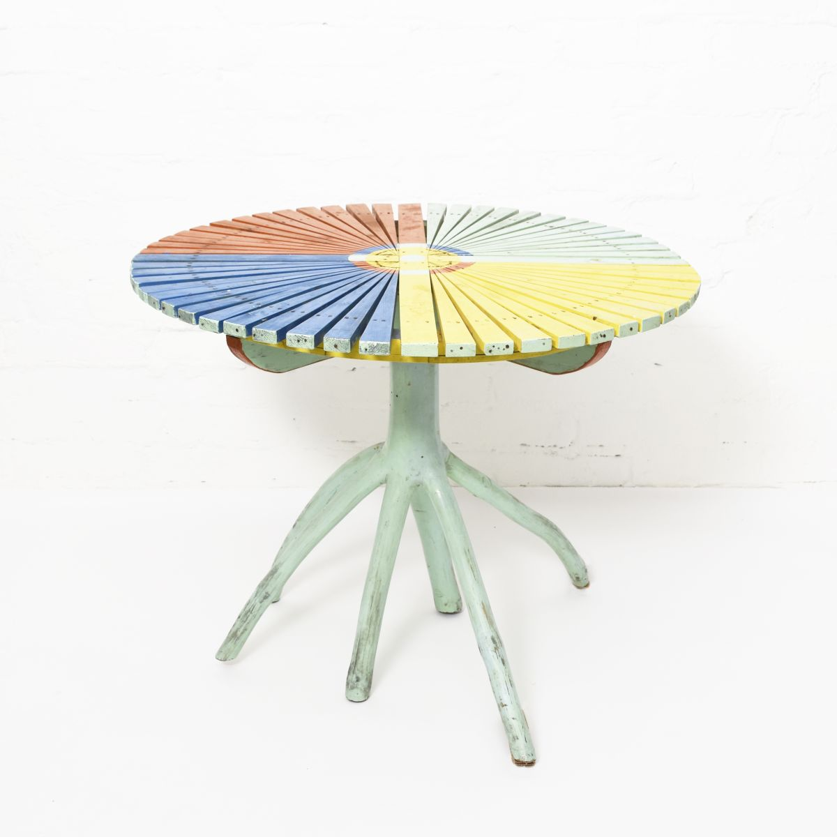 Anonymous-Colorful-Garden-Table
