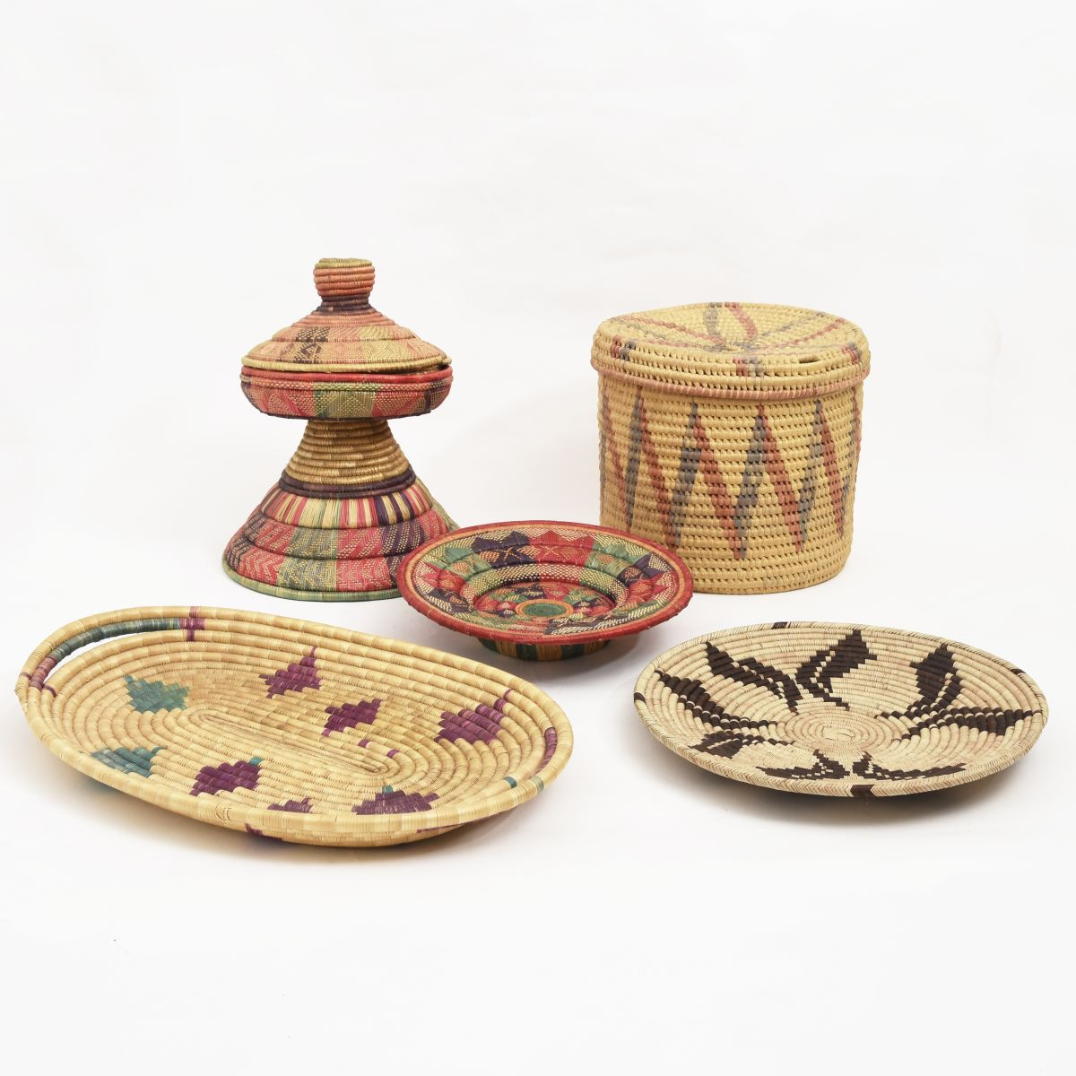 Anonymous-African-Colorful-Baskets