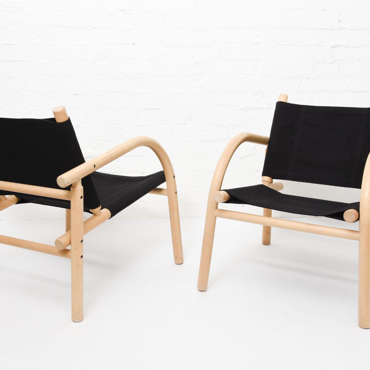 Ben-af-Schultén-Safari-Chair-Black-Fabric