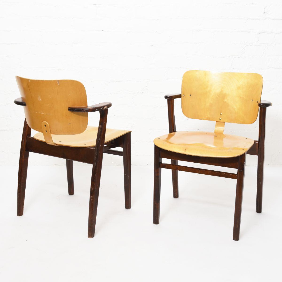 Tapiovaara-Ilmari-Domus-Chair-Dark-Honey-Stain