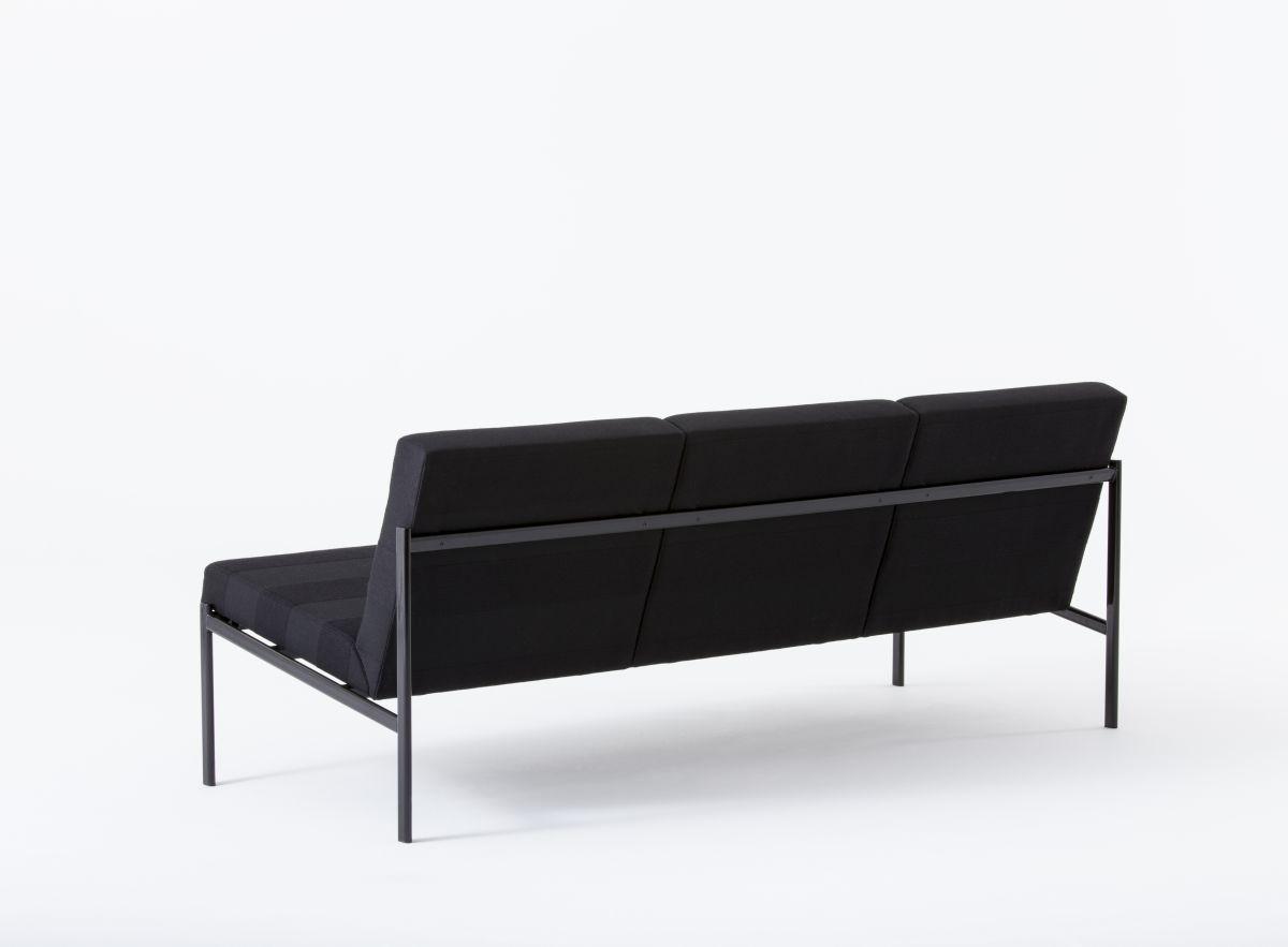 Kiki Sofa 3-seater side Kvadrat/Raf Simons upholstery