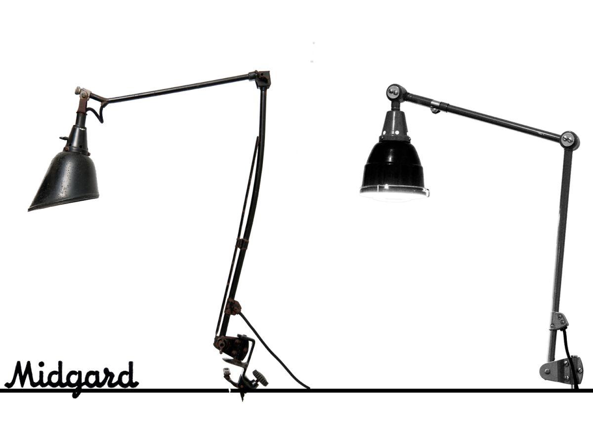 New in: Midgard's lamps