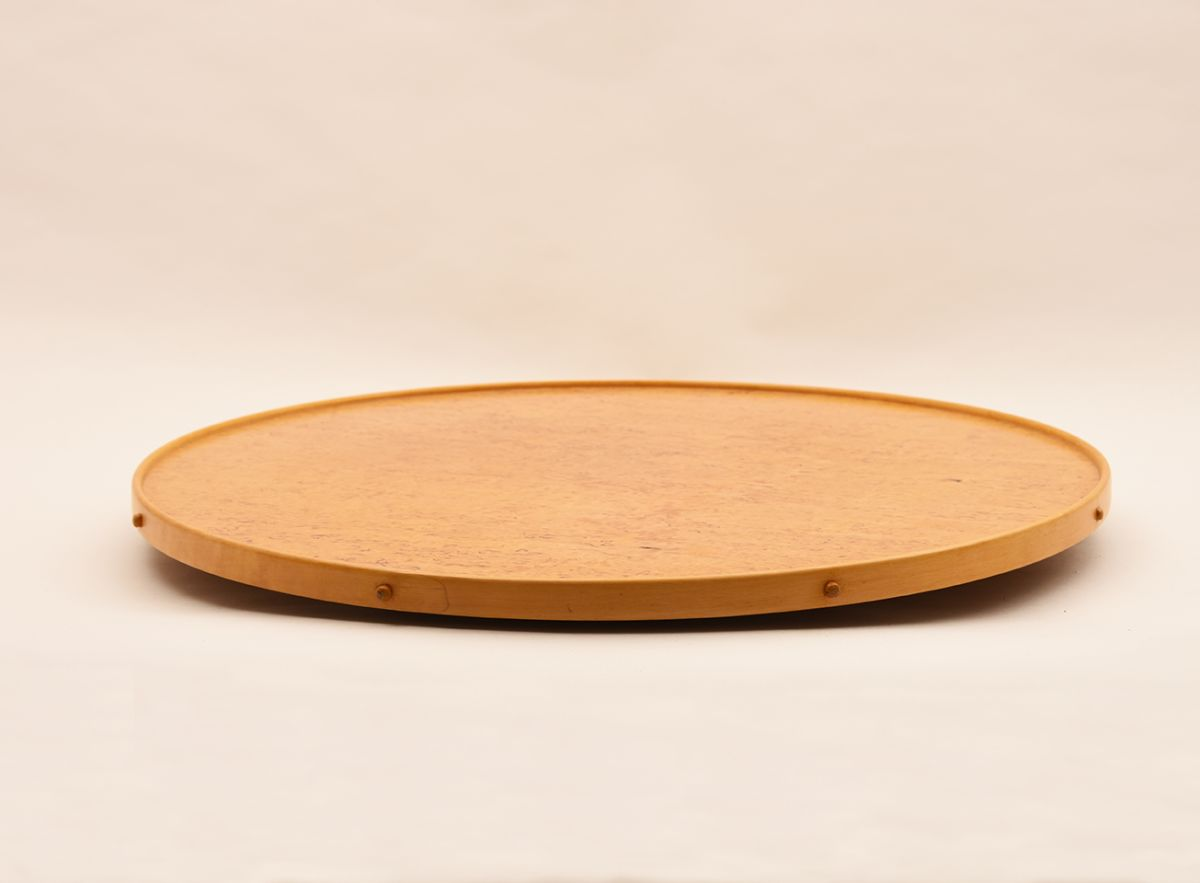 Lazy Sue revolving tray