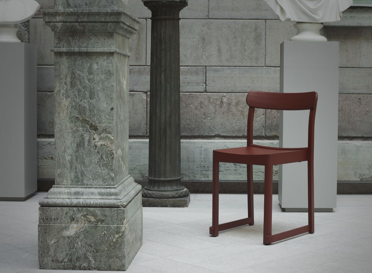 Artek Atelier Chair Taf Nm Photo Nationalmuseum Pia Ulin