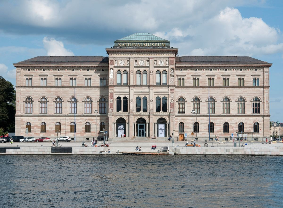 Nationalmuseum Stockholm Photo Hans Thorwid Nationalmuseum