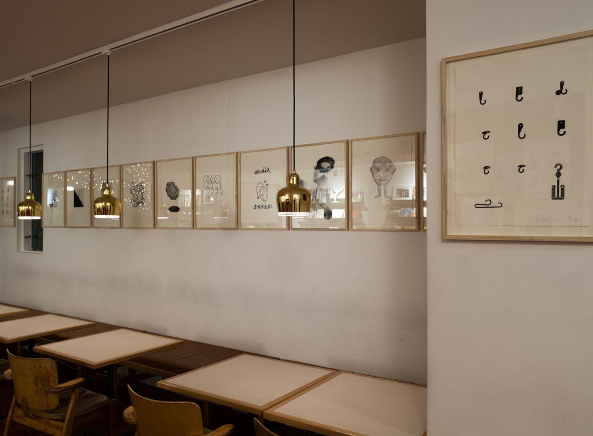 Ásmundarsalur Museum Café in Reykjavik