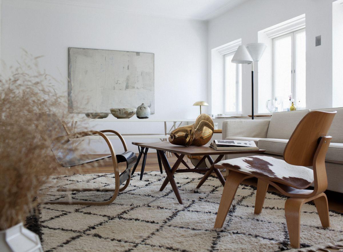 Armchair 42 Domino Table Floor Light A810