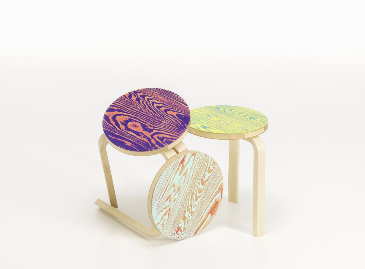 Stool 60 ColoRing Group