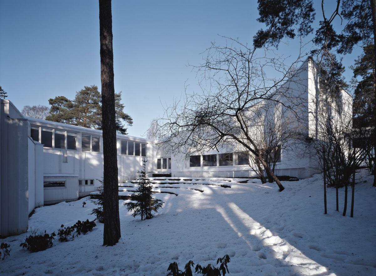 Aalto Studio winter