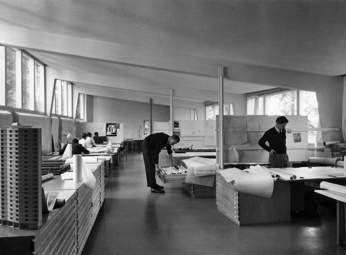 Aalto Studio work 1960s
