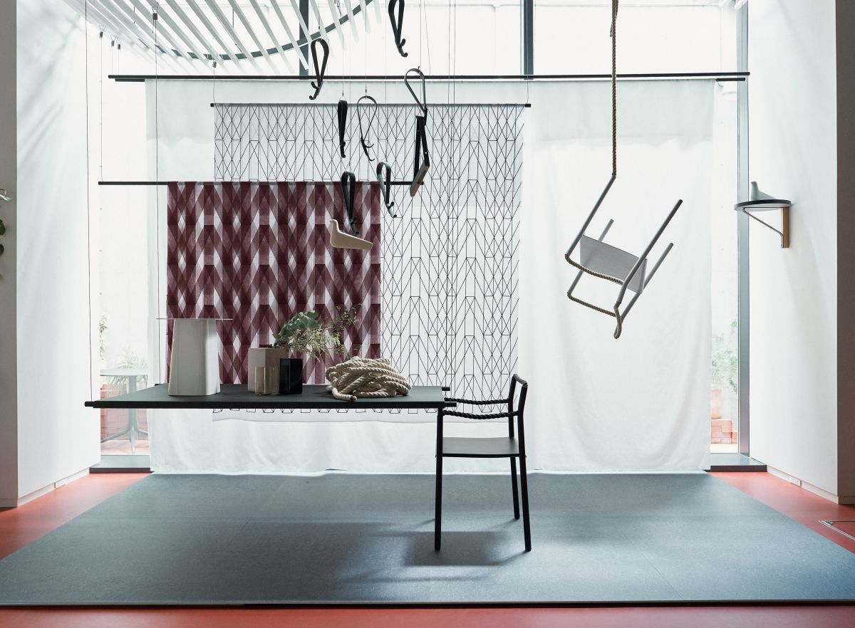 """Ronan & Erwan Bouroullec / Art & Technology"" at Artek Tokyo and Cibone"