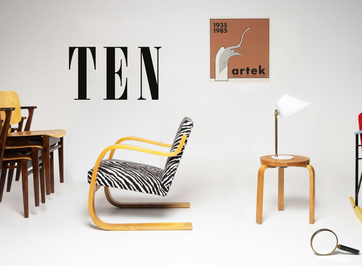 TEN: 10 years, 10 stories, 10 products