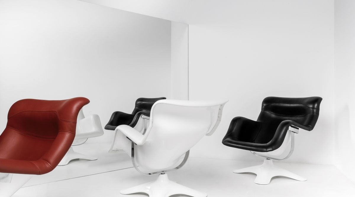 Karuselli Lounge Chair group