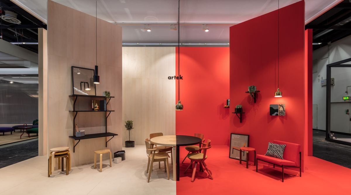 Artek at imm cologne 2018
