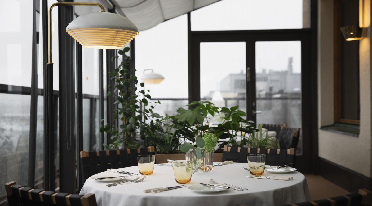 Restaurant Savoy RestorationHelsinki