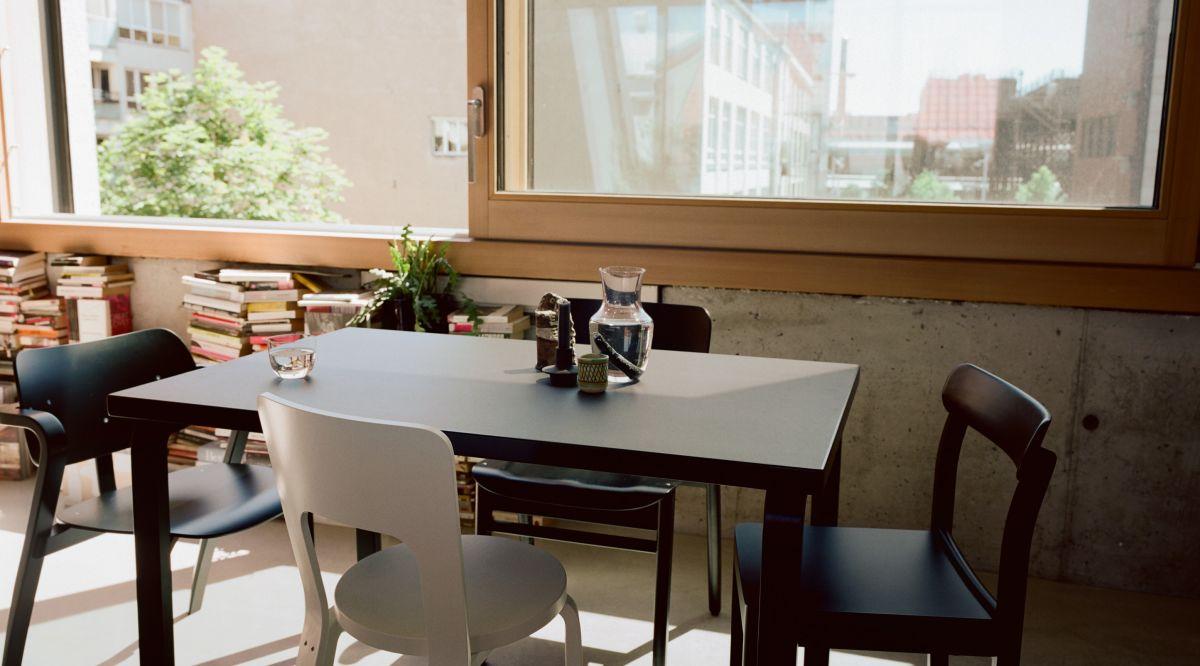 Aalto Table Rectangular Atelier Chair Chair 66 Aslak Chair 1 2387442