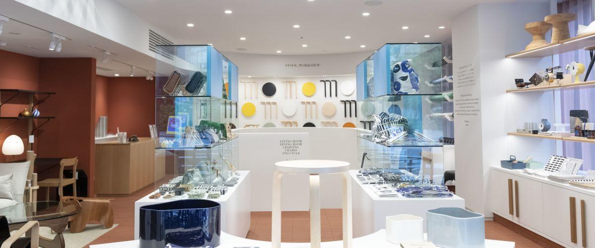 日本で初めての直営店、Artek Tokyo Storeがオープン