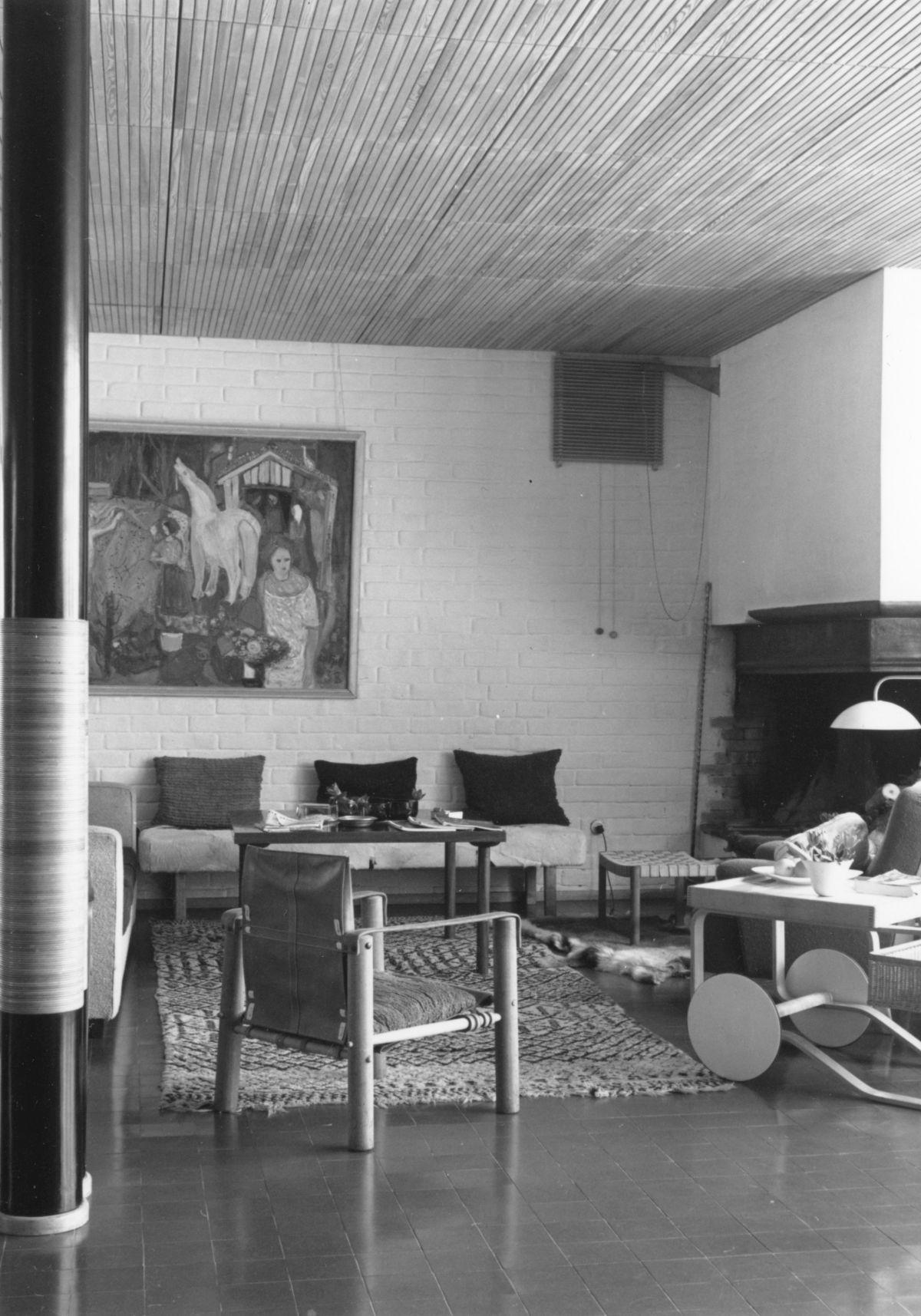 Villa Mairea historical photo