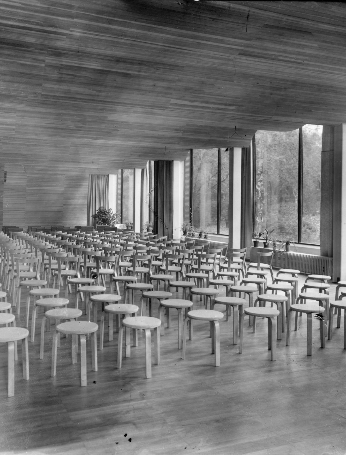 Vyborg Library historical photo
