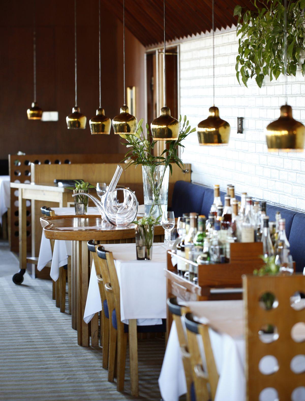 Restaurant Savoy interior