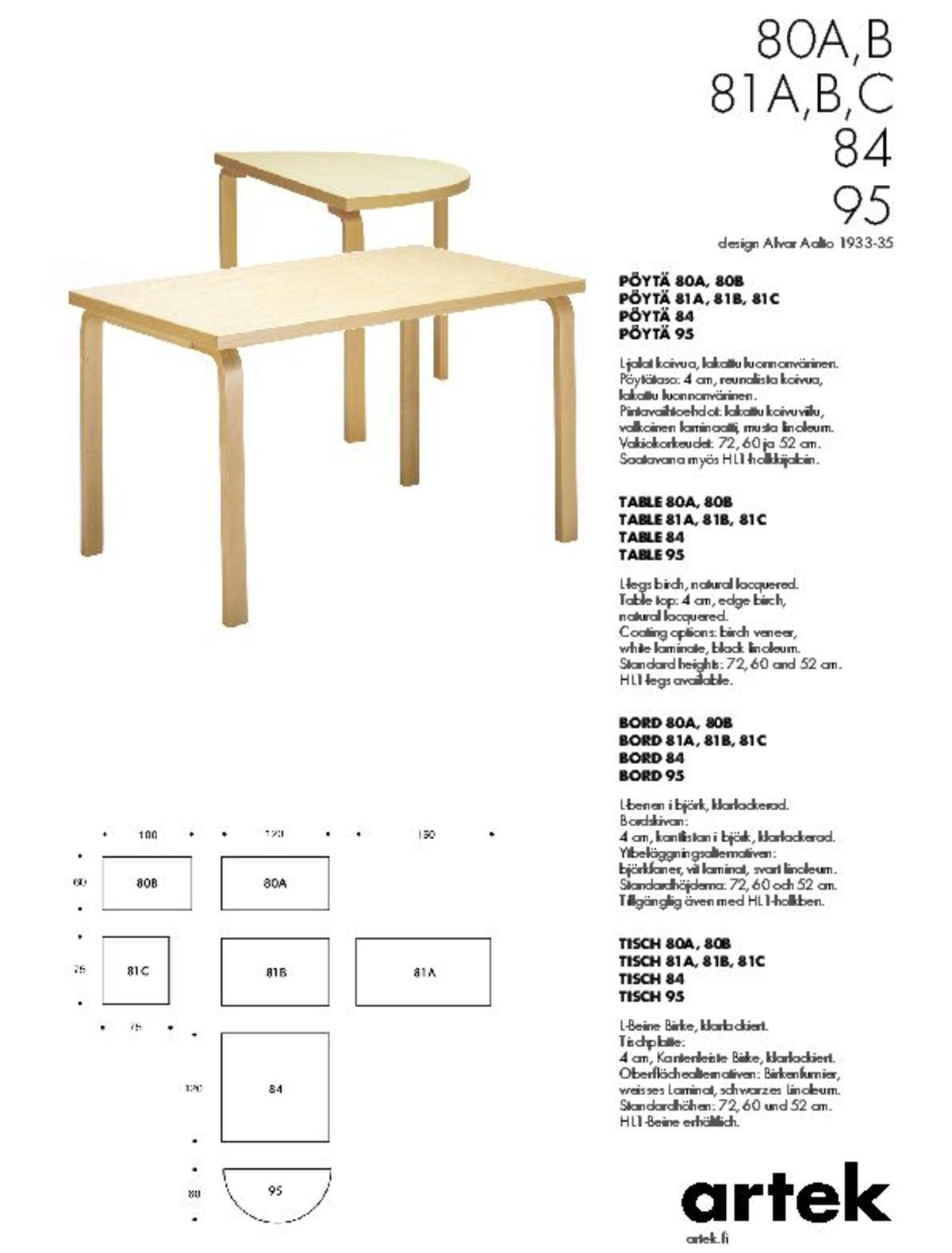 Aalto-Table-80A-80B-81A-81B-81C-84-95-Factsheet-98968525