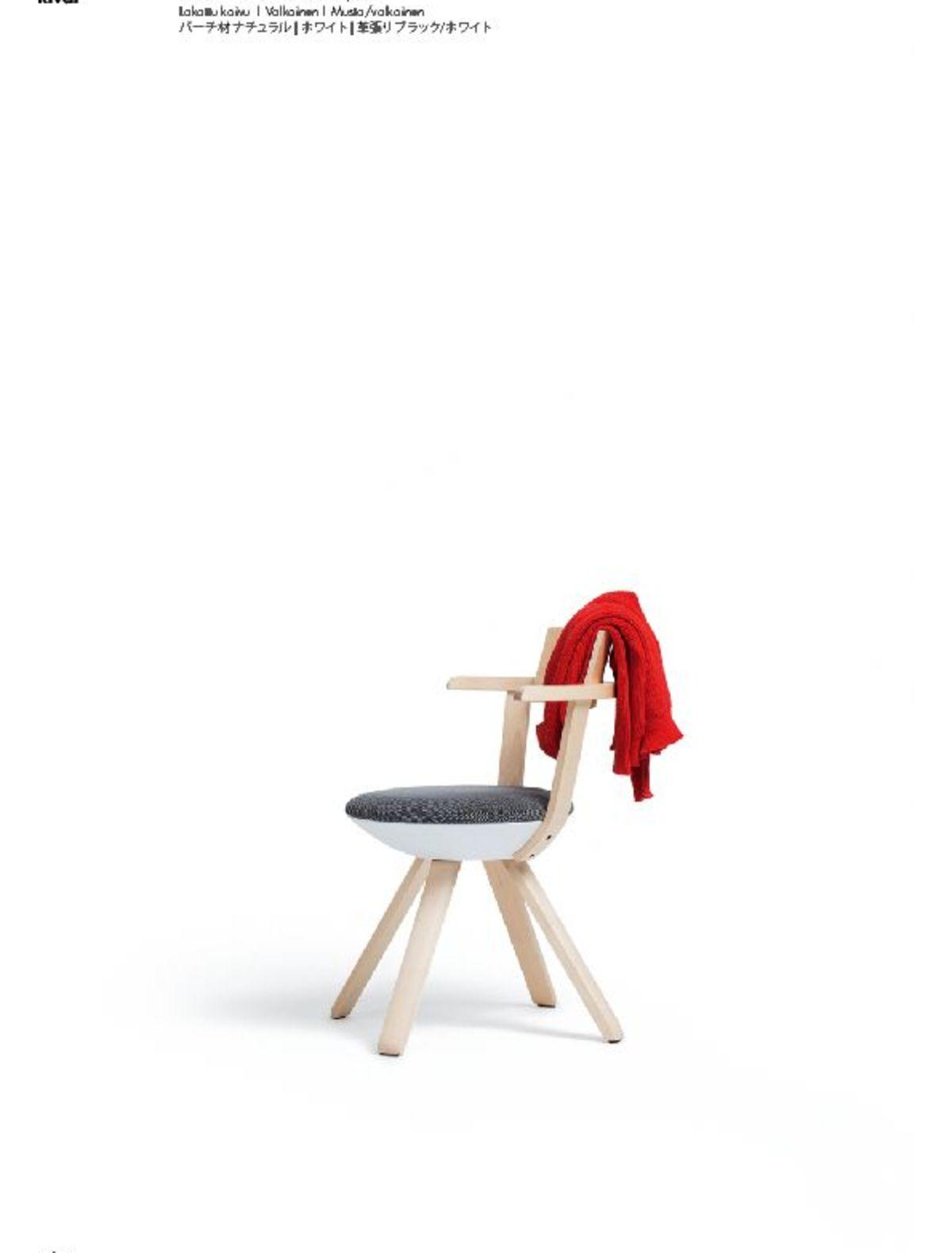 Rival Chair Brochure