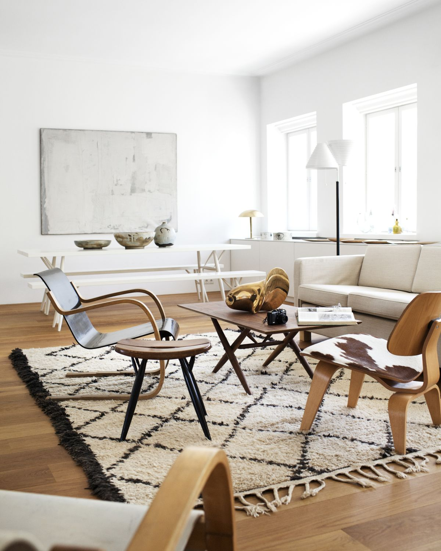Armchair 42 Domino Table Floor Light A810 Pirkka Stool