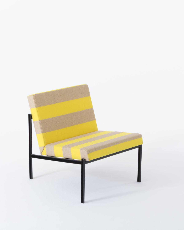 Kiki Lounge Chair Kvadrat/Raf Simons upholstery