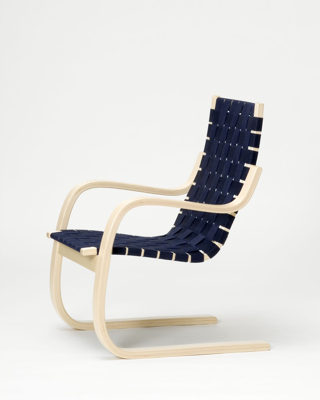 Armchair 406 blue webbing 1845736 - 高級家具メーカー『アルテック』のオススメの椅子9選