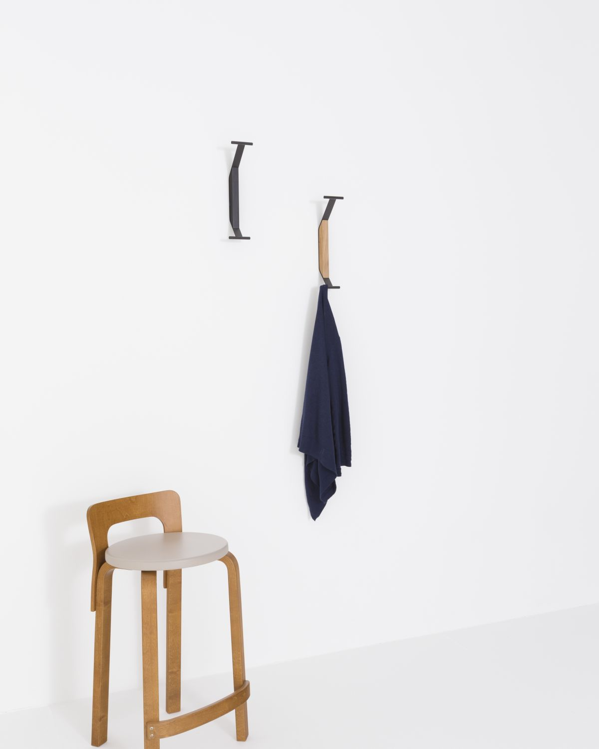 High-Chair-K65-Honey-Stained-Leather-Seat-Kaari-Wall-Hook