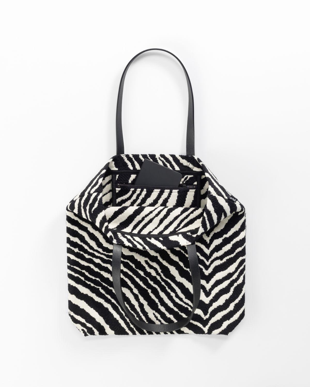 Artek-Zebra-Tote-Bag