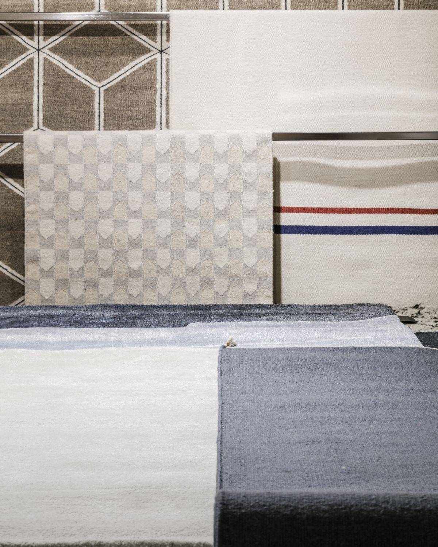 Artek Helsinki Store Rug Selection