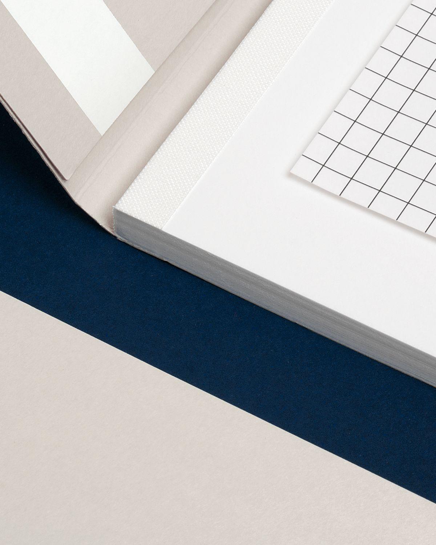 Outline Notebook closeup