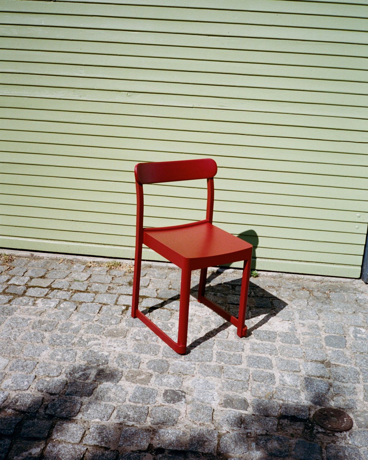 Atelier Chair Red Lacquered 2387441