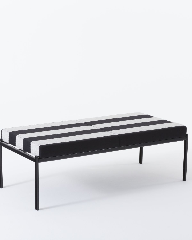 Kiki-Bench-2-Seater-Kvadrat-Raf-Simons-Upholstery