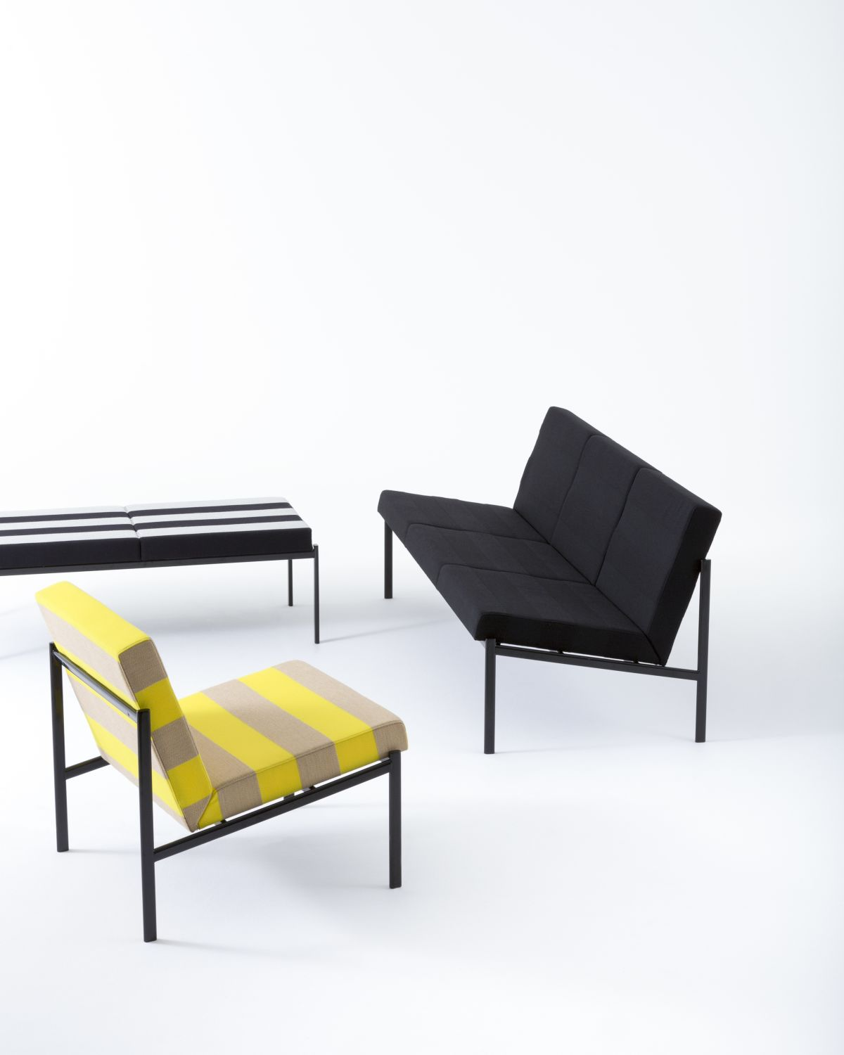Kiki Collection Kvadrat/Raf Simons upholstery