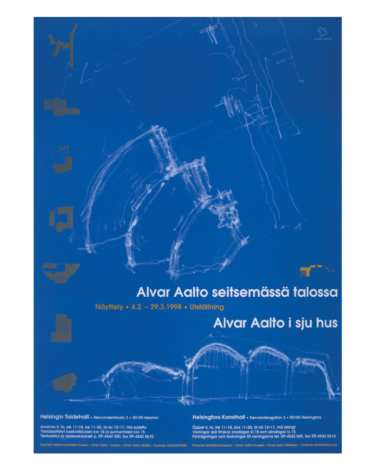 Aalto-poster-100-blue