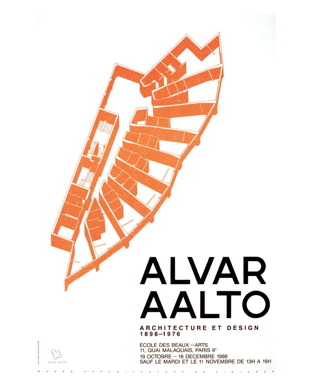 Aalto-poster-ecole-des-beaux-arts-color