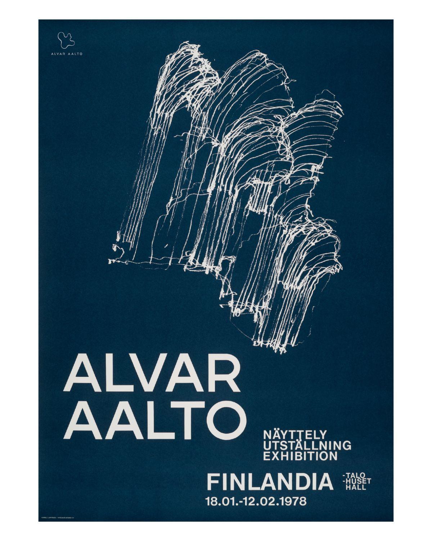 Aalto-poster-finlandia-hall