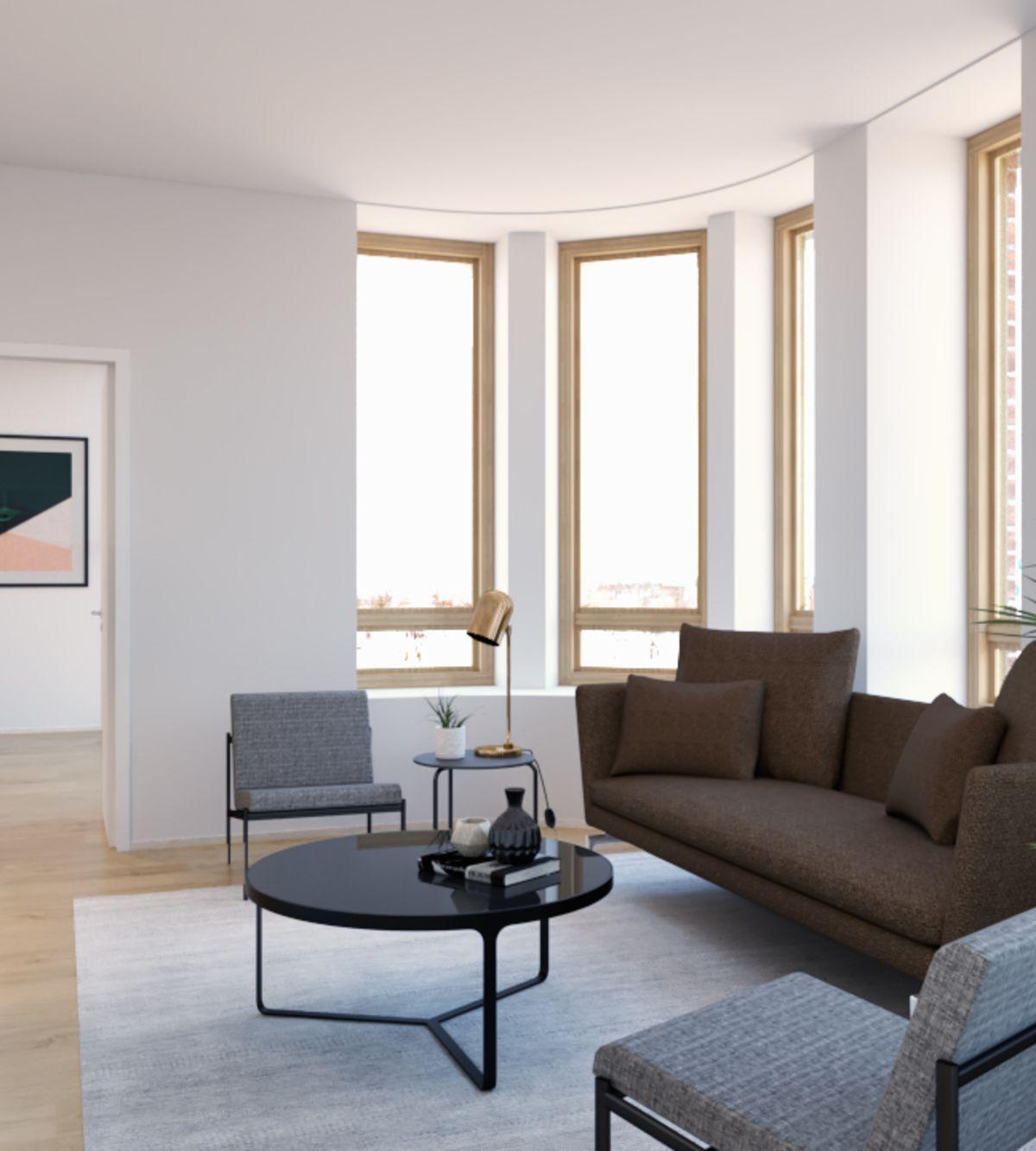 Artek Helsinki furnished tree apartments virtually