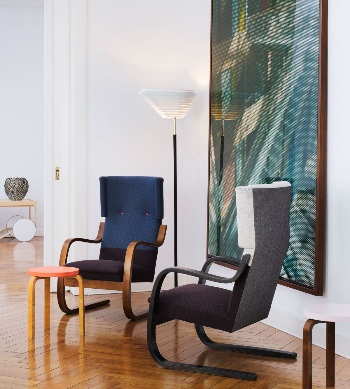 The Original Artek Armchair