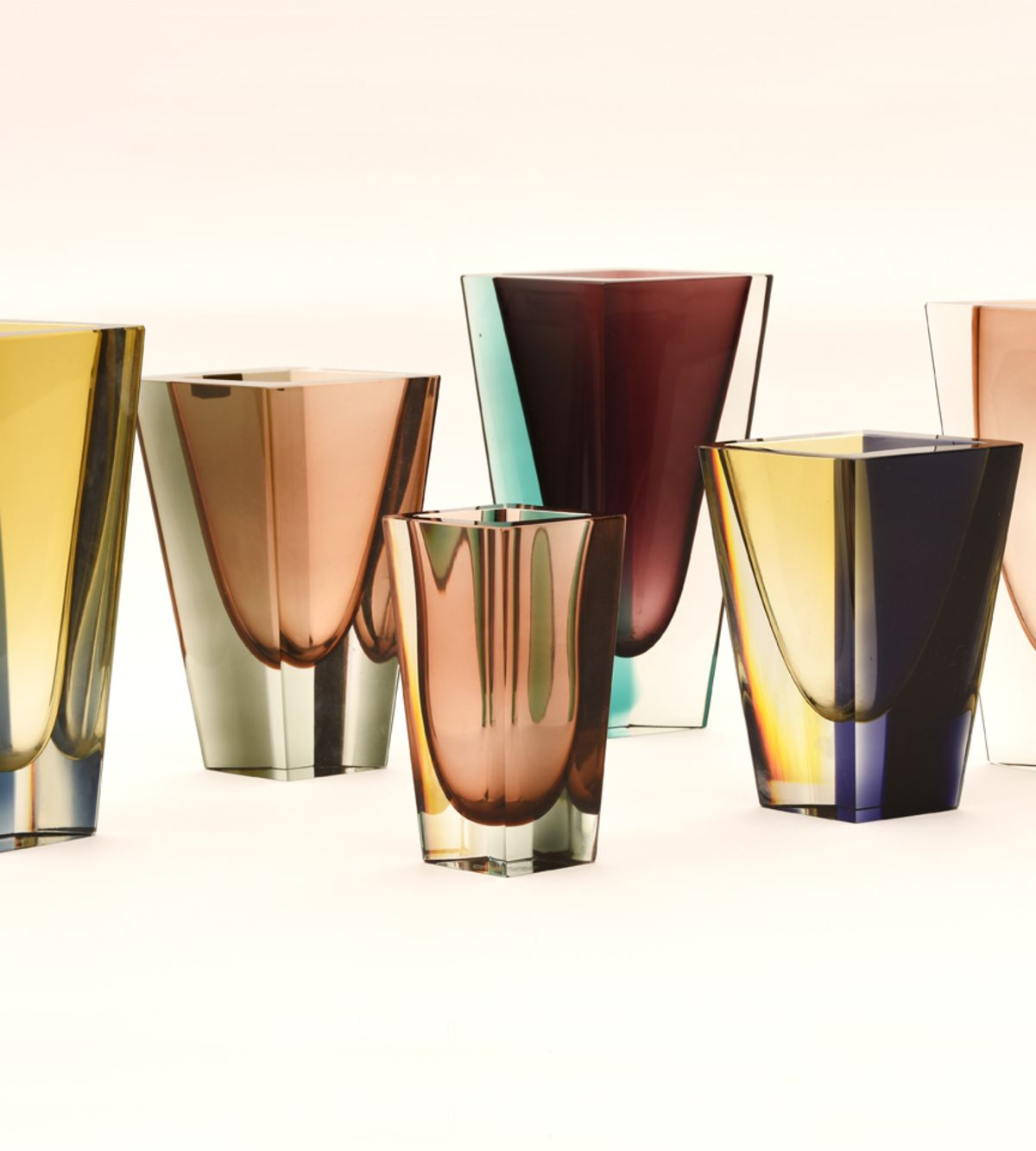 Prisma vases