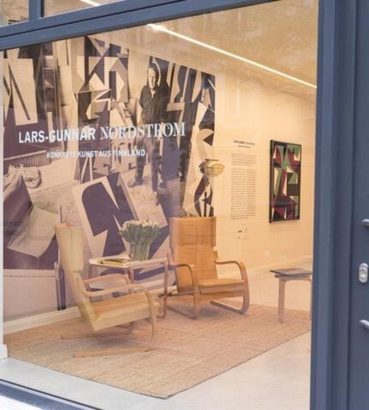 Lars-Gunnar Nordström – Finnish Concrete Art