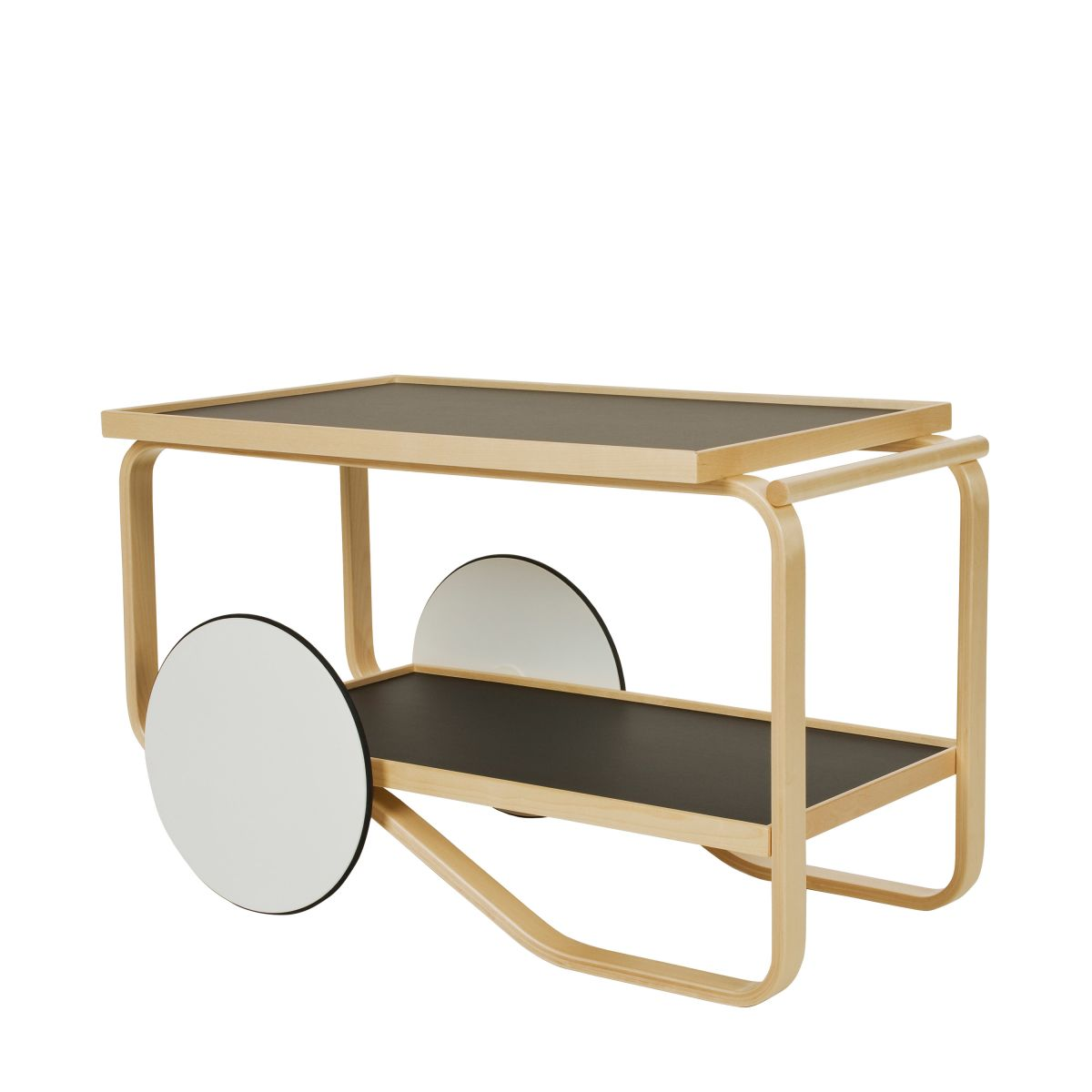 Tea Trolley 901 black linoleum_WEB