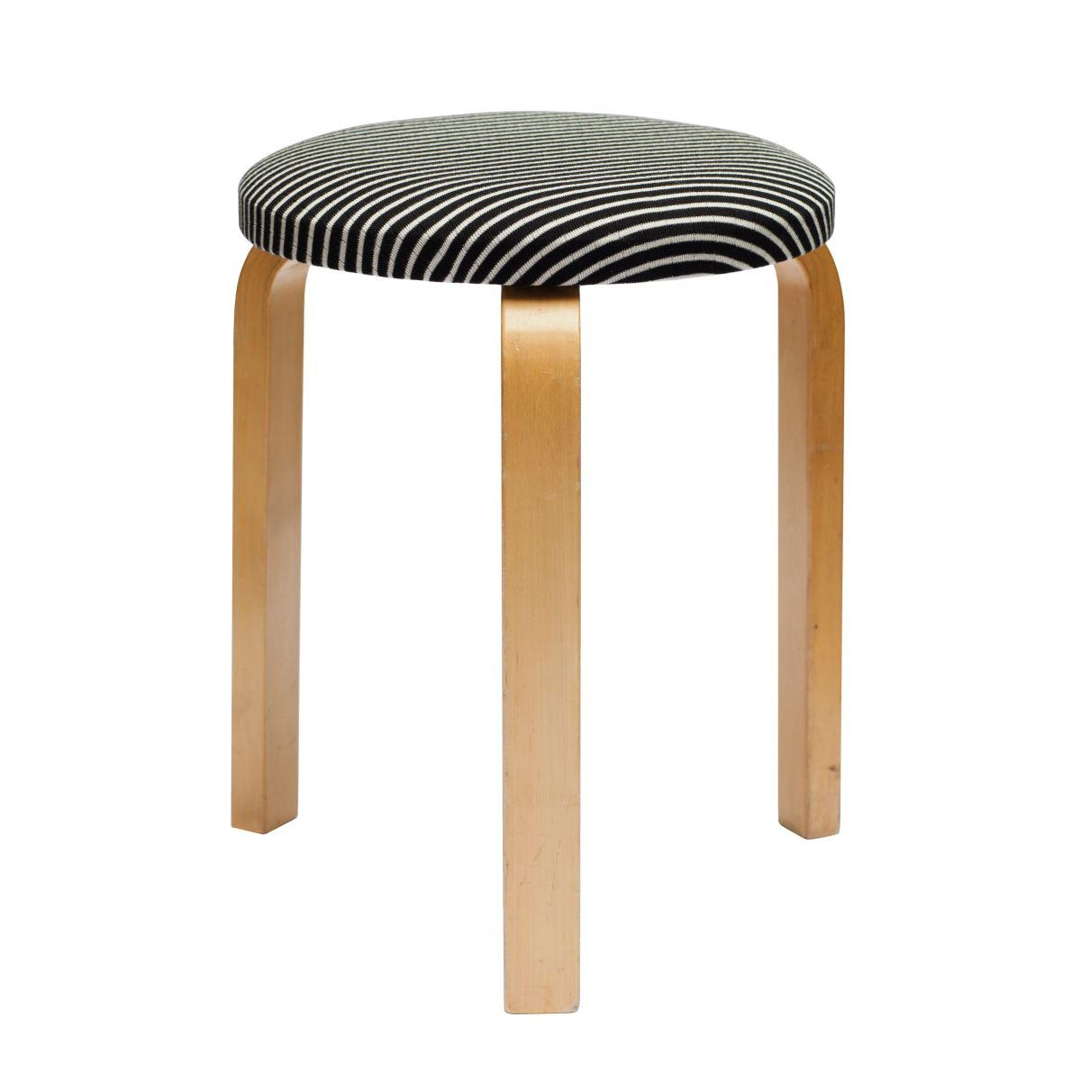 Stool 60 mads norgaard upholstery