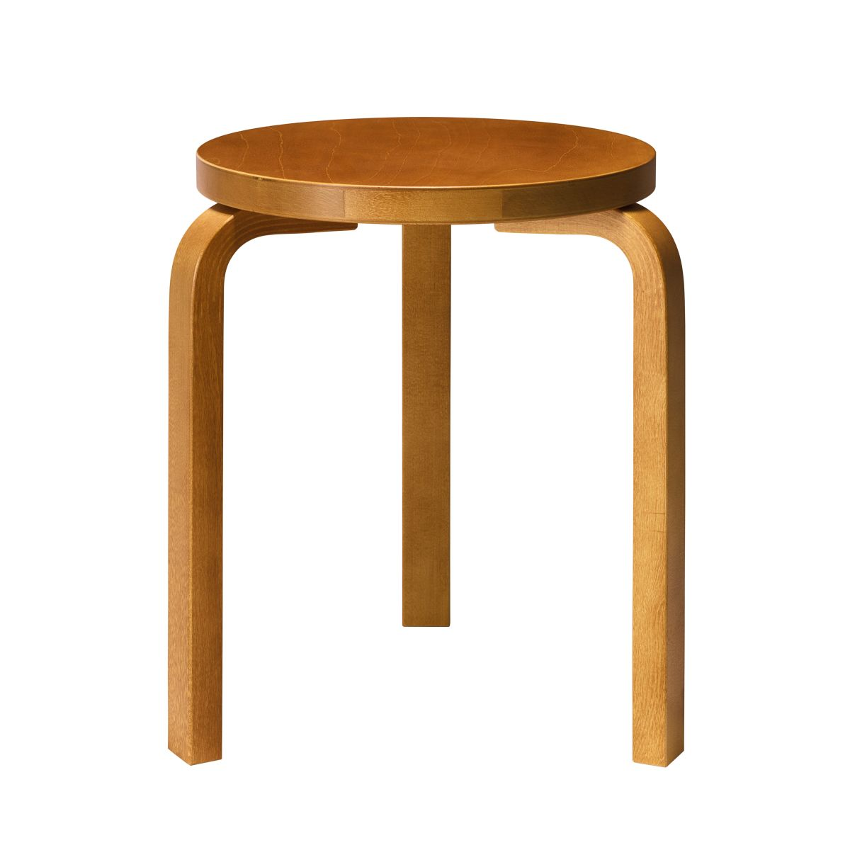 Stool 60 honey stain