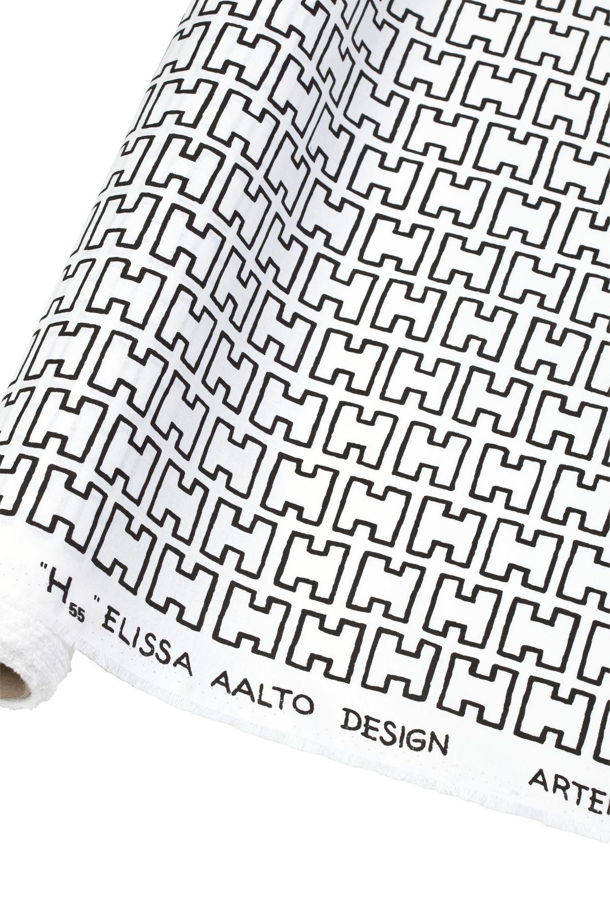 H55-Fabric-White-Black