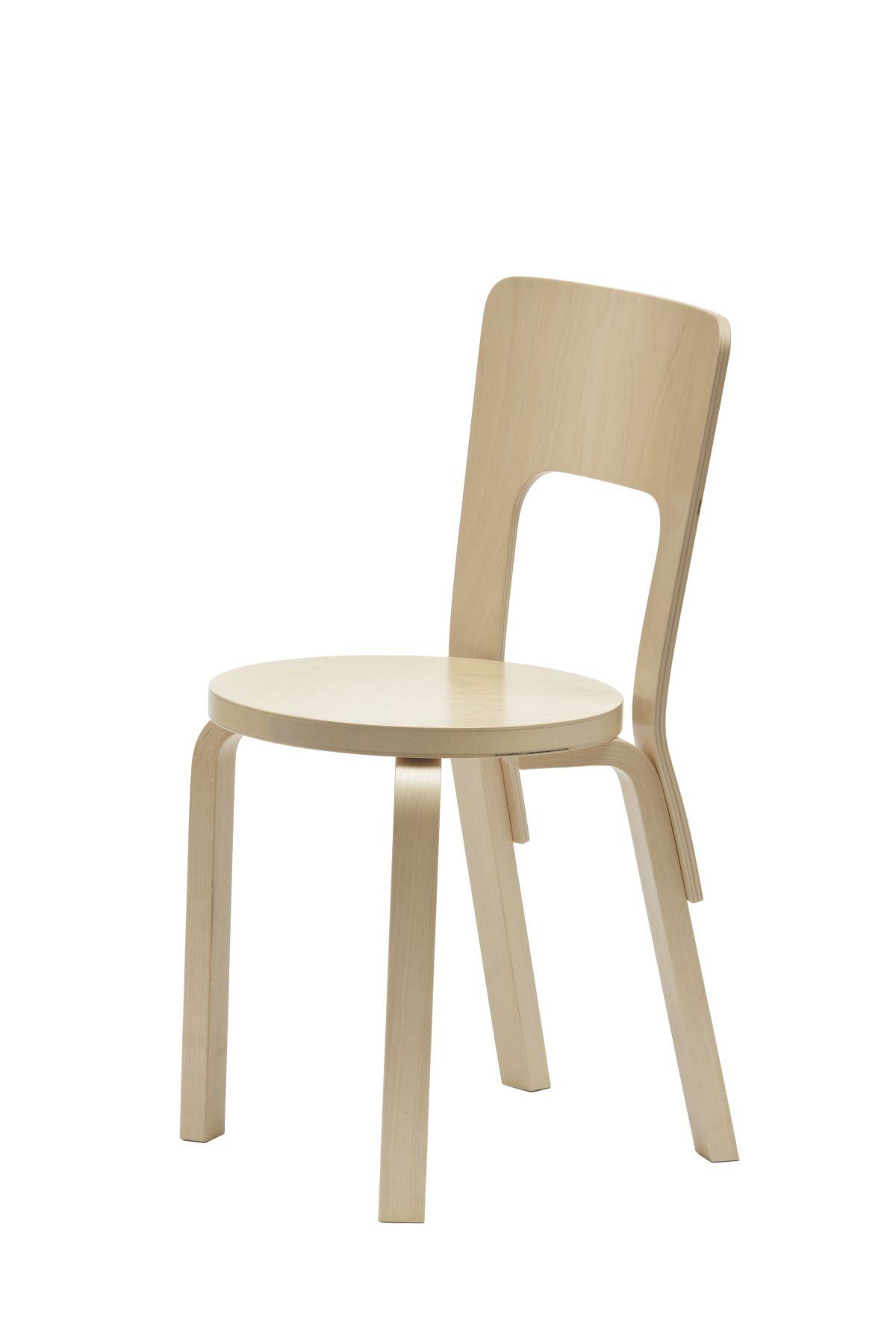 Chair 66 birch 2