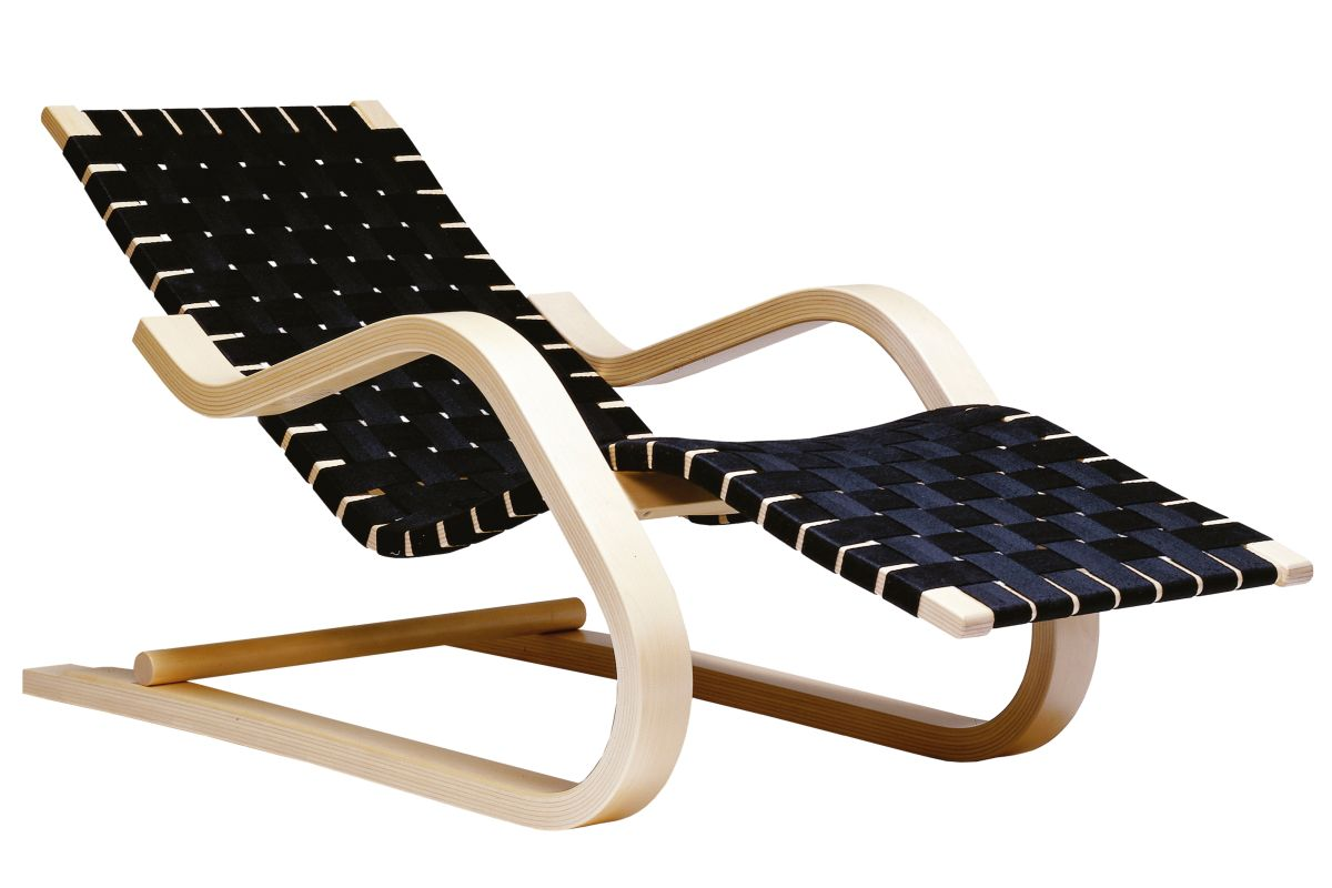Lounge Chair 43 black webbing_WEB