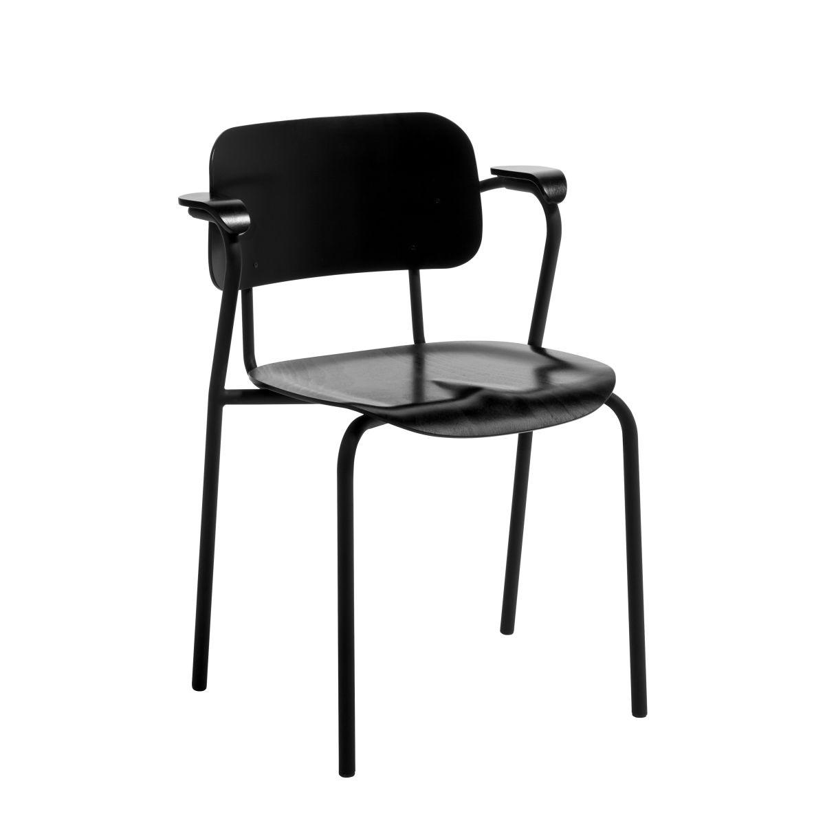 Lukki Chair black lacquer_WEB